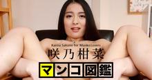 マンコ図鑑 咲乃柑菜